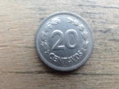 Equateur  20  Centavos  1978  Km 77