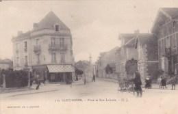 Saint Dizier ,place Et Rue Lalande,remouleur Des Rues - Saint Dizier