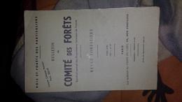 Revue Forestiere 90 Bulletin Du Comite Des Forets 1957 - Livres, BD, Revues