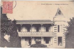 33 Pessac - Chateau De Haut Luc. édit J Poitevin. Datée 1904. Bon état. - Pessac