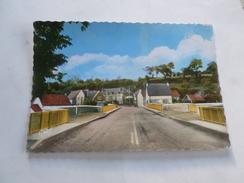 CP 10/15  CANDOL-SUR-VIRE   Le Pont Sur La Vire - France
