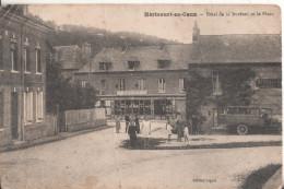 76  Hericourt En Caux  Hotel De La Durdent Et La Place - France