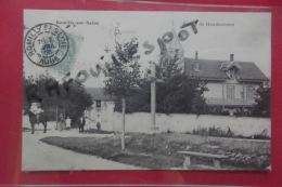 C P Romilly Sur Seine Ferme De Hautbuisson Animé - Romilly-sur-Seine
