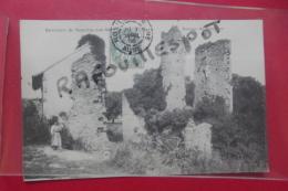 C P Romilly Sur Seine Ruines De Fongeon - Romilly-sur-Seine