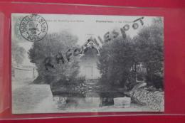 C P Rare  Pommereau La Chapelle - Romilly-sur-Seine