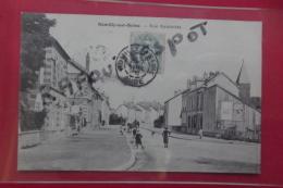 C P Romilly Sur Seine Rue Gambetta - Romilly-sur-Seine