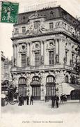 CPA PARIS - THEATRE DE LA RENAISSANCE - France