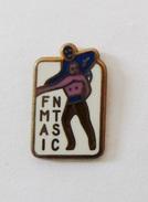 Pin's Sport Catch FMAI NTSC - 39R - Pin