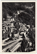 VETRIOLO TERME - DALL'AEREO - TRENTO - 1957 - Trento