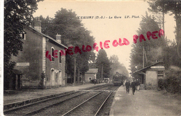 79 - CERIZAY - LA GARE - Cerizay
