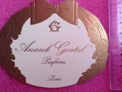ANNICK GOUTAL Parfums - Duftkarten