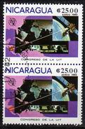 NICARAGUA 1982 - MiNr: 2253 Paar  Used - Nicaragua