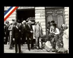 32 - AUCH - Visite De Mitterrand - 1982 - Politique - Auch