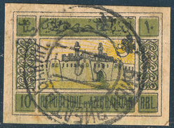 AZERBAIJAN - 1920 - Mi 8y (SOVIET ISSUE) - Azerbaijan