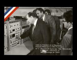 31 - TOULOUSE - Visite De Mitterrand - 1982 - Politique - Toulouse