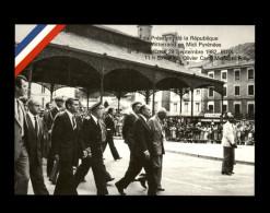 09 - FOIX - Visite De Mitterrand - 1982 - Politique - Foix