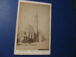 Photo - BOLZANO - BOTZEN - EGLISE -  Format : 16 X 11 Cm    (no Postcard) - Bolzano (Bozen)