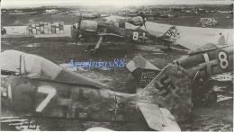 Luftwaffe - Focke-Wulf Fw 190 F-8 - Luftfahrt