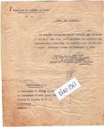 VP6388 - Colonies Française - CAYENNE - GUYANE - Lettre Du Médecin - Hopital Pénitentiaire De SAINT LAURENT DU MARONI - - Documents Historiques