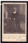 Devotie Devotion - Faire Part Dece Doodsprentje - Frère Florian - Annapes 1905 - Overlijden