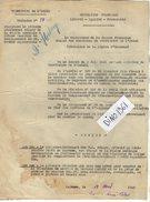 VP6391 - Colonies Française - CAYENNE - GUYANE - Lettre Du Gouverneur - Hopital Pénitenciaire De SAINT LAURENT - Documents Historiques