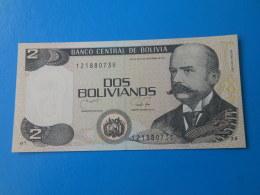 Bolivie Bolivia 2 Bolivianos 1990 P202b UNC - Bolivie