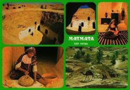 TUNISIE - MATMATA DAR FATMA - Multi-vues - Edition TANIT - Tunisia