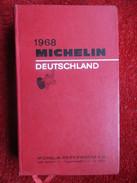 Guide Michelin / De 1968 - Guides Touristiques