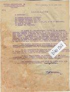 VP6400 - Colonies Française - GUYANE - Circulaire - Hopital Pénitentiaire De SAINT LAURENT DU MARONI - Historische Dokumente