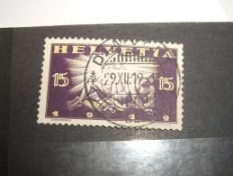 SUISSE JURA BERNOIS   DAM !!!!  1919 - Storia Postale