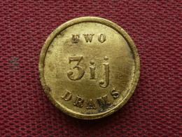 ROYAUME UNI Jeton De Nécessité  P.ROGERS - Monetary/Of Necessity