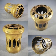 ~ BOUCHON LAMPE BERGER EN LAITON - Parfum - Perfume & Beauty