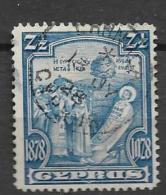 1928 USED Cyprus - Cyprus (...-1960)