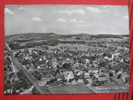 Gachnang (TG) - Flugaufnahme Islikon - TG Thurgovie