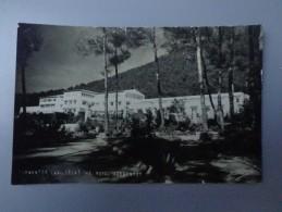 CPA PHOTO ESPAGNE MAJORQUE FORMENTOR HOTEL - Mallorca