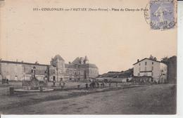 COULONGES SUR L'AUTIZE - Place Du Champs De Foire  PRIX FIXE - Coulonges-sur-l'Autize