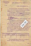 VP6411 - Colonies Française - GUYANE - CAYENNE - Note / Circulaire Pour Les Médecins De L'A.P - Documents Historiques