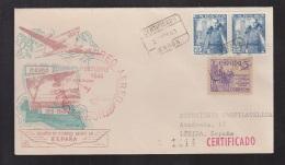 1949.- MAHÓN (BALEARES) A LERIDA (BARCELONA - 1931-Hoy: 2ª República - ... Juan Carlos I