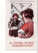 """A Cross-Word Competition"" Illustré Par Fred Spurgin / Editions A.H. N°2177 - Spurgin, Fred"