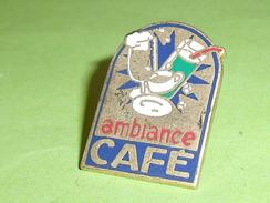 Pin's / Alimentation : Ambiance Café   TBj - Alimentation