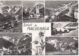 Saluti Da Macugnaga - H3233 - Verbania