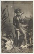 NOUVELLE-CALEDONIE. - Canaque Armé En Guerre Er21 - Nouvelle Calédonie