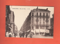 * CPA..dépt 31..TOULOUSE  :  Rue De Metz  :  Voir Les 2 Scans - Toulouse