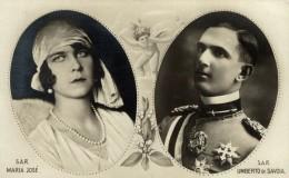 1930    ITALIA FAMILLE ROYALE - Royal Families