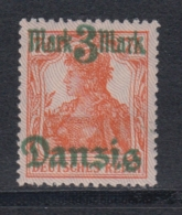 (04276) Danzig 29 I PF VI Ungebraucht Mit Falz - Dantzig