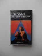 - THE POLICE - Zenyatta Mondatta - - Audiokassetten