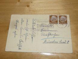 Recklinghausen München Germany Postcard Carte Postale Ansichtskarten - Allemagne