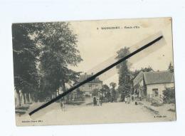 CPA -   Woincourt  - Route D'Eu - Other Municipalities