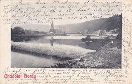 Tilff - Panorama (VED, Chocolat Hardy, 1904) - Esneux