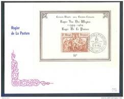 OCB Nr 1303 BL37 FDC Rogier Van Der Weyden - Roger De La Pasture - Stempel Tournai   K47 - 1961-70